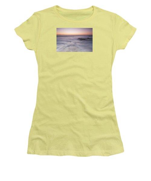 Warmth Women's T-Shirt (Junior Cut) by Catherine Lau
