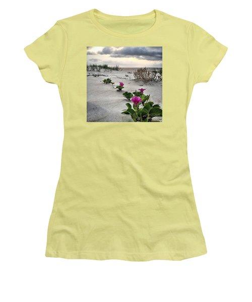 Weekend Glories 6.18.16 Women's T-Shirt (Junior Cut) by LeeAnn Kendall