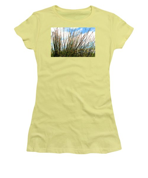 Wild Meadow Women's T-Shirt (Athletic Fit)