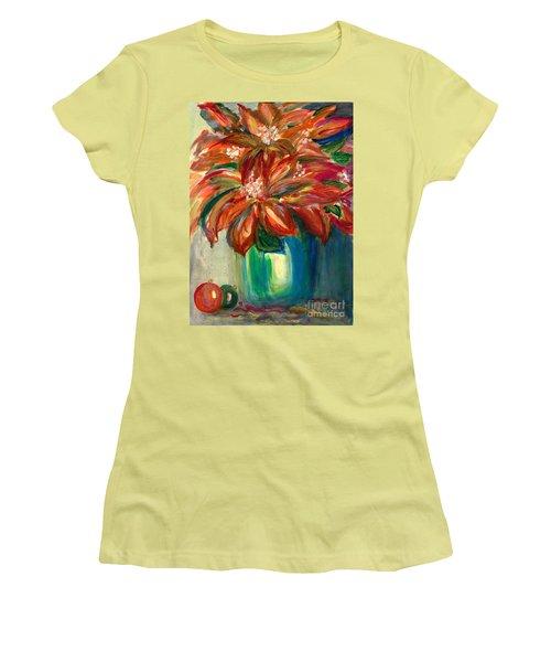 Winter Fest Women's T-Shirt (Athletic Fit)