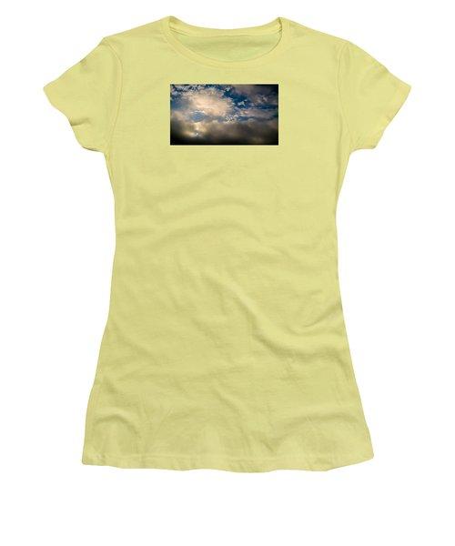 Untitled Women's T-Shirt (Junior Cut) by Carlee Ojeda