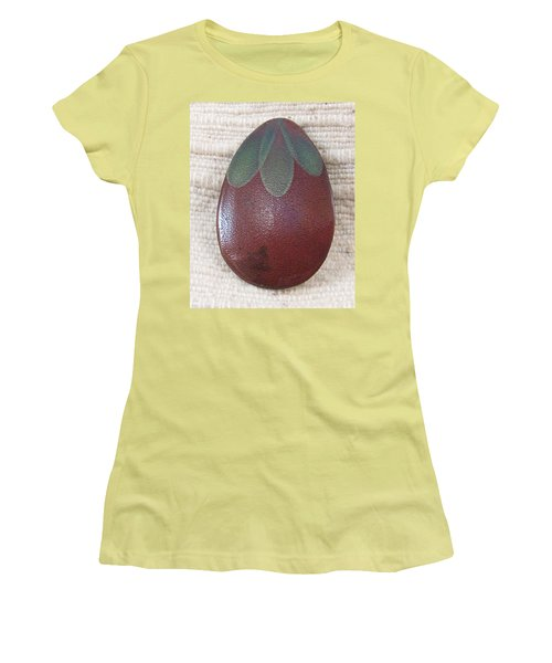 1390 Eggplant Women's T-Shirt (Athletic Fit)