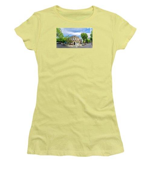 1899 Women's T-Shirt (Junior Cut) by Randy Scherkenbach