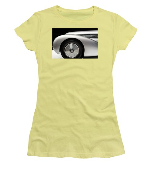 1938 Hispano-suiza H6b Xenia Women's T-Shirt (Athletic Fit)