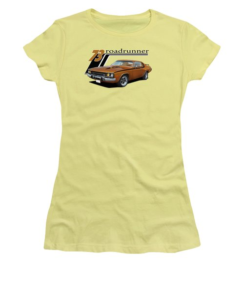 1973 Roadrunner Women's T-Shirt (Athletic Fit)