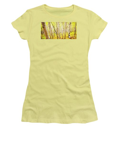 Aspen Grove II Women's T-Shirt (Athletic Fit)