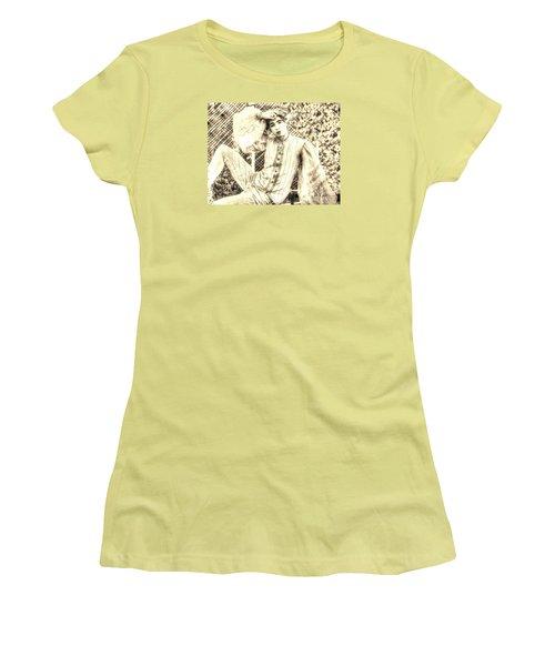 BOY Women's T-Shirt (Junior Cut) by Yury Bashkin