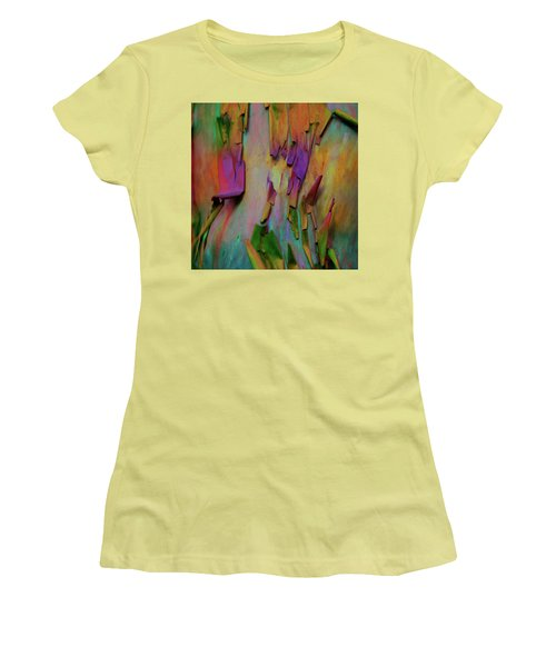 Fearlessness Women's T-Shirt (Junior Cut) by Richard Laeton