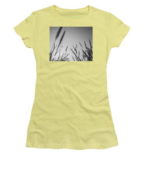 Grass Women's T-Shirt (Athletic Fit)