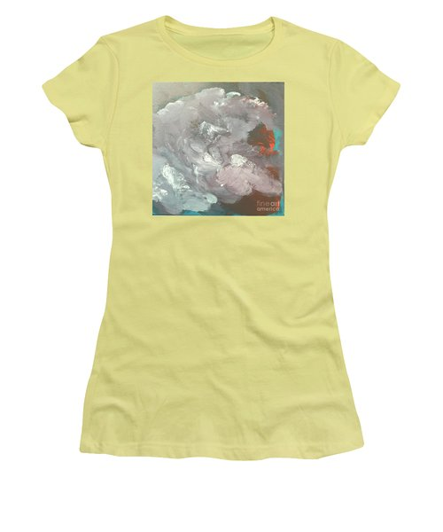 Incoming Women's T-Shirt (Junior Cut) by Karen Nicholson