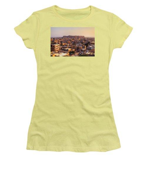 Jaisalmer - India Women's T-Shirt (Athletic Fit)