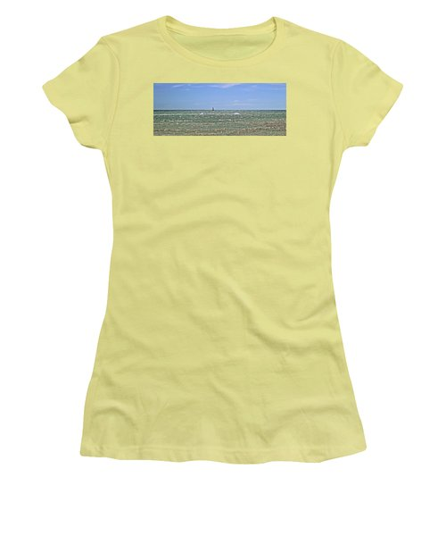 Key West Cover Photo Women's T-Shirt (Athletic Fit)