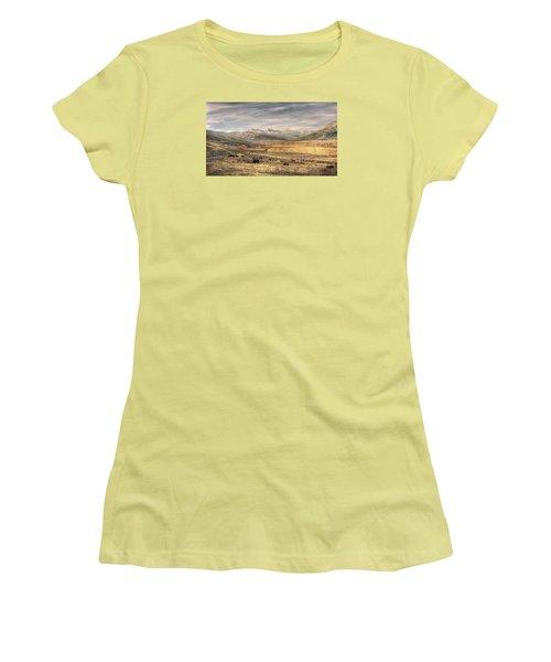Lamar Valley Women's T-Shirt (Athletic Fit)