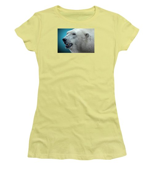 Polar Bear 2 Women's T-Shirt (Athletic Fit)