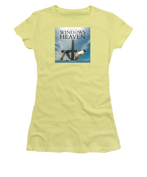 Windows From Heaven Women's T-Shirt (Athletic Fit)