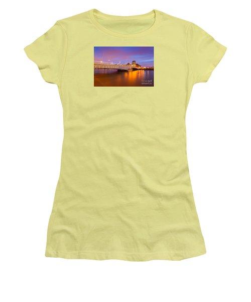 London Women's T-Shirt (Junior Cut) by Mariusz Czajkowski