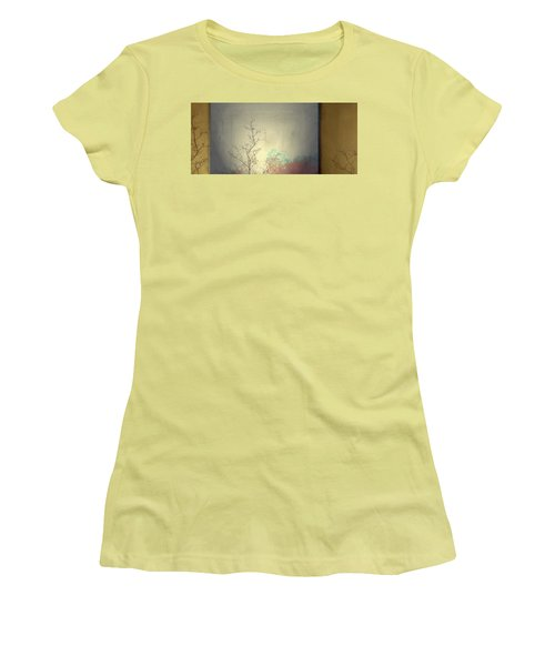 Women's T-Shirt (Junior Cut) featuring the photograph 3 by Mark Ross