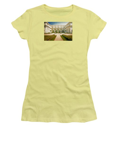 The Rosecliff Women's T-Shirt (Athletic Fit)