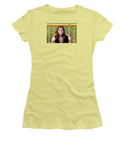 3524 Women's T-Shirt (Junior Cut) by Mark J Seefeldt