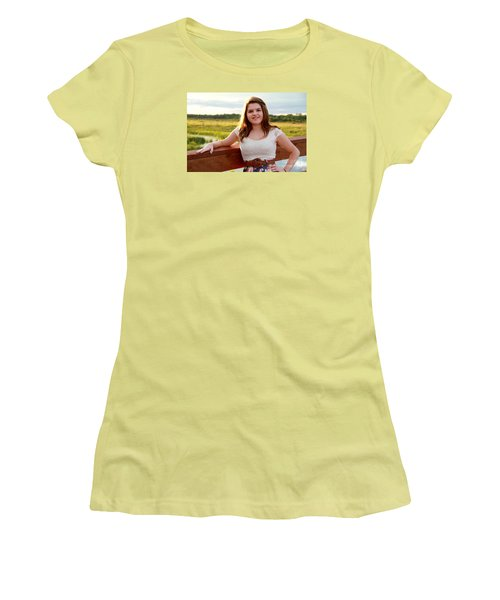 3780 Women's T-Shirt (Junior Cut) by Mark J Seefeldt