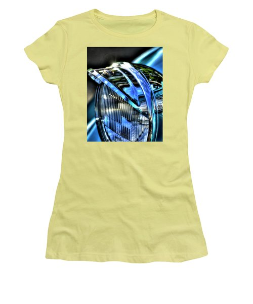 38 Ford Headlamp Women's T-Shirt (Athletic Fit)