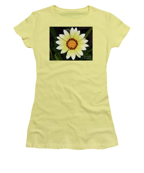 Nice Gazania Women's T-Shirt (Athletic Fit)