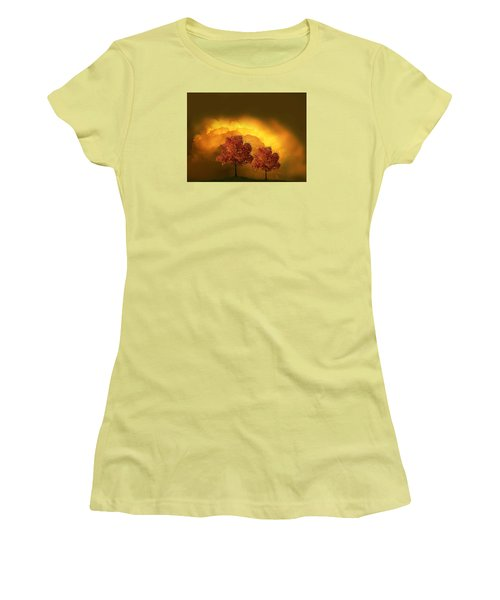 4015 Women's T-Shirt (Junior Cut) by Peter Holme III