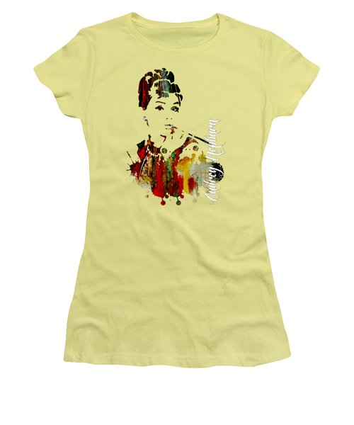 Audrey Hepburn Collection Women's T-Shirt (Athletic Fit)