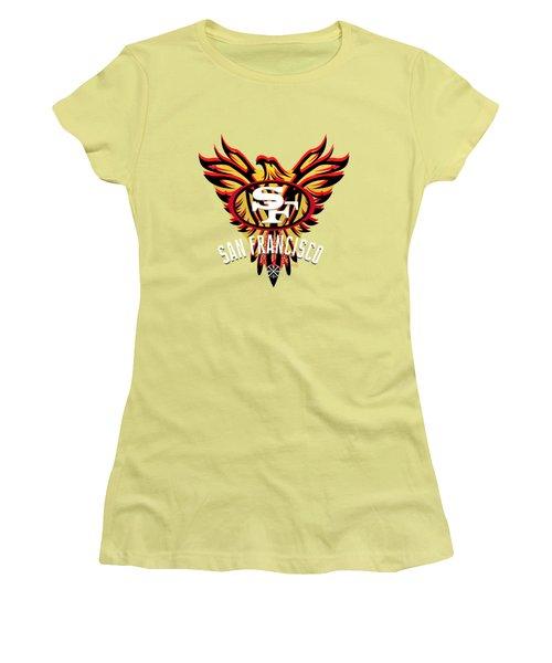 49er Phoenix  Women's T-Shirt (Athletic Fit)