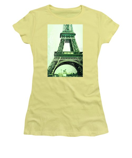 Ponte D'lena Sculpture Women's T-Shirt (Junior Cut) by JAMART Photography