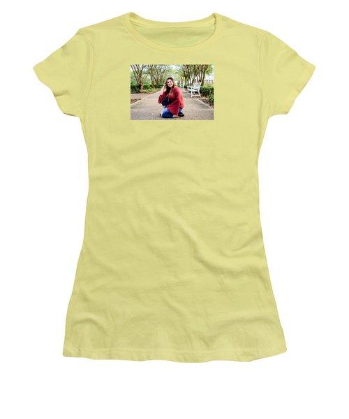 5539 Women's T-Shirt (Junior Cut) by Teresa Blanton