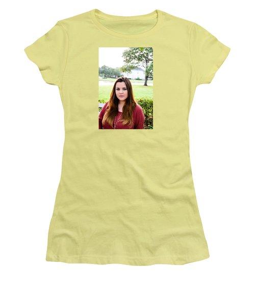 5561-2 Women's T-Shirt (Junior Cut) by Teresa Blanton