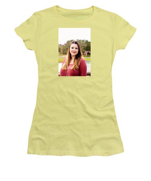 5597 Women's T-Shirt (Junior Cut) by Teresa Blanton