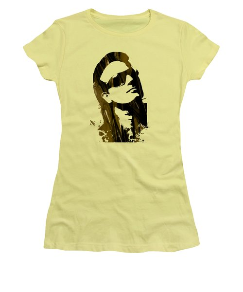 Bono Collection Women's T-Shirt (Junior Cut) by Marvin Blaine
