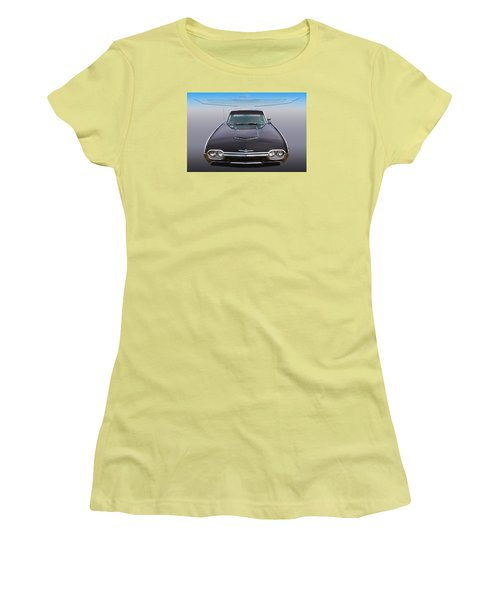 63 Tbird Women's T-Shirt (Athletic Fit)