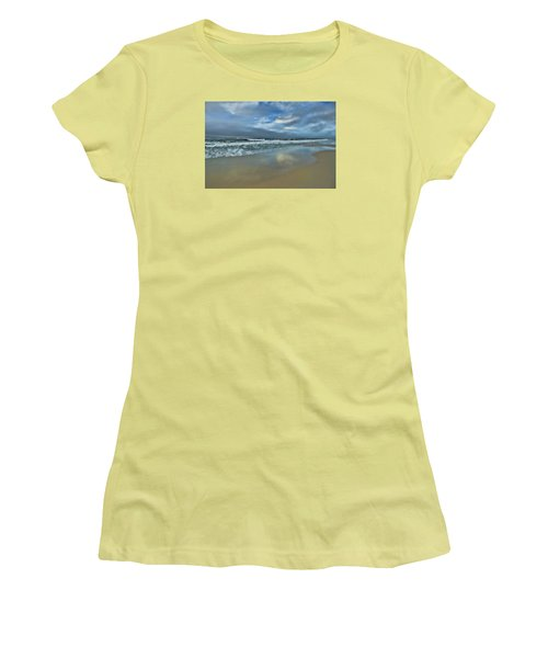 Women's T-Shirt (Junior Cut) featuring the photograph A Beautiful Day by Renee Hardison