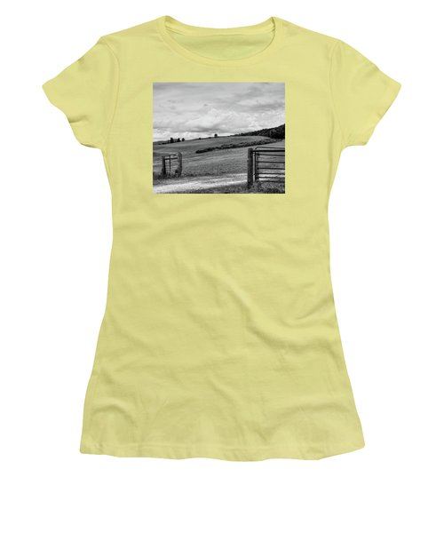 A Berkshire Brae No. 1 Women's T-Shirt (Athletic Fit)