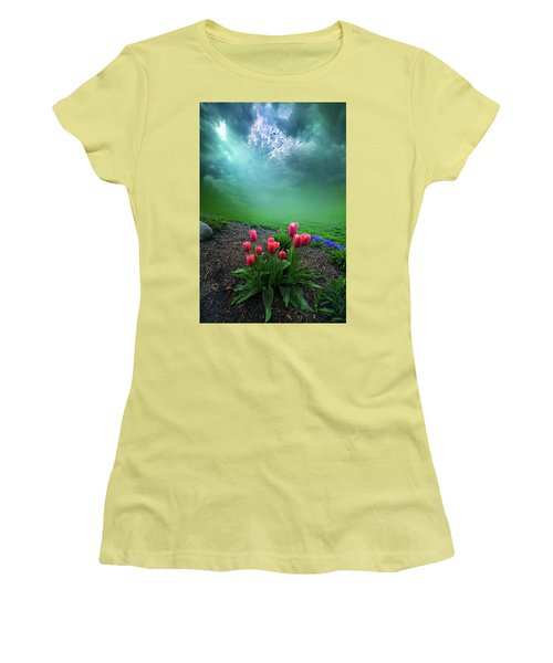 A Dream For You Women's T-Shirt (Athletic Fit)