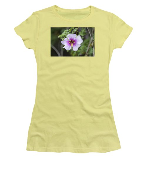 A Flower Women's T-Shirt (Athletic Fit)