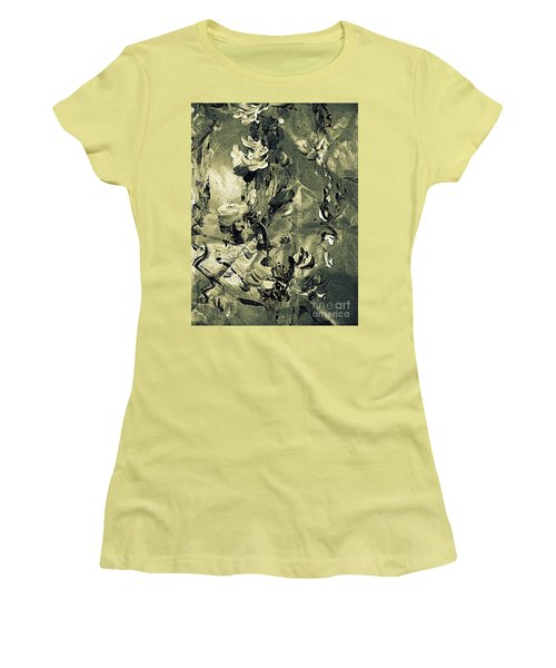 A Flower Dream Women's T-Shirt (Athletic Fit)