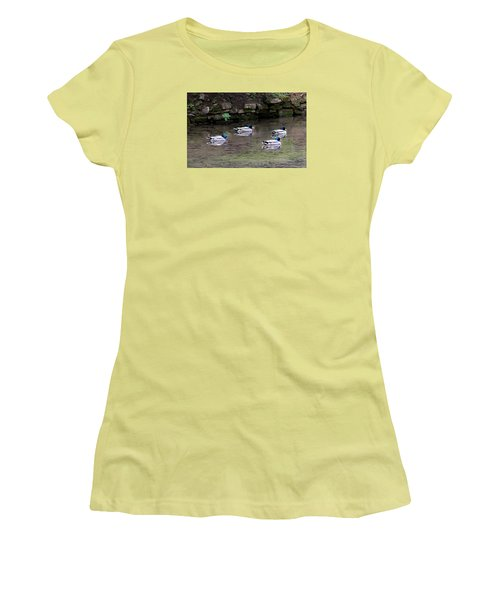 A Gathering Of Men Women's T-Shirt (Athletic Fit)