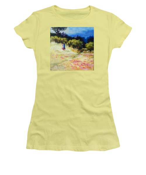 A Girl From Gran Porcon Women's T-Shirt (Athletic Fit)