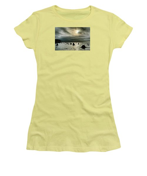 A Glimer Of Light Women's T-Shirt (Athletic Fit)