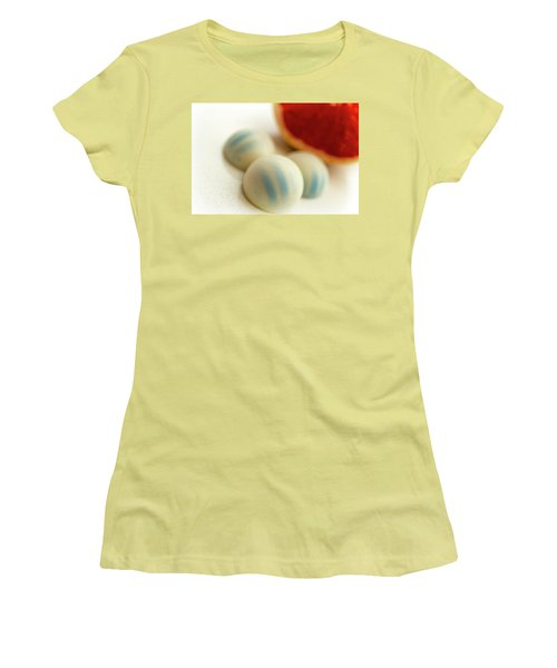 A Hint Of Grapefruit Women's T-Shirt (Athletic Fit)