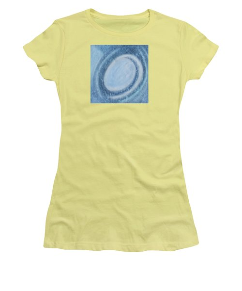 A Moving Women's T-Shirt (Junior Cut) by Min Zou