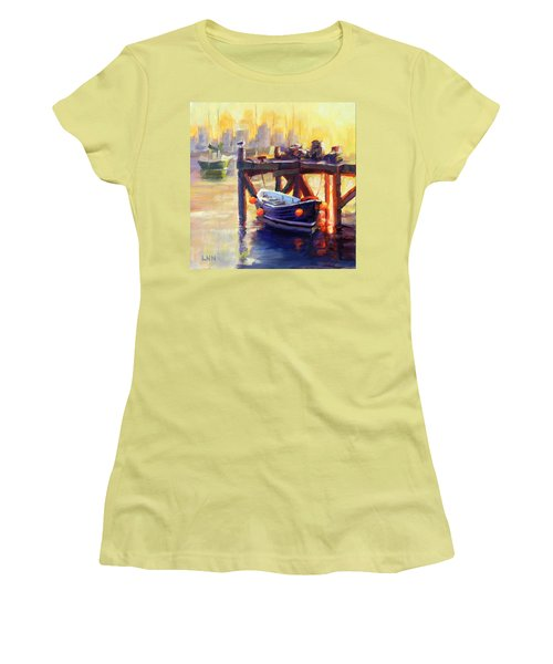 A Pier Women's T-Shirt (Athletic Fit)
