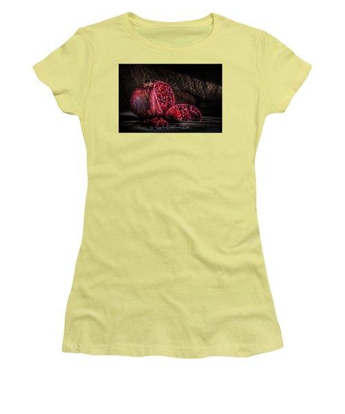 A Potential Jam Women's T-Shirt (Junior Cut) by Jeffrey Jensen