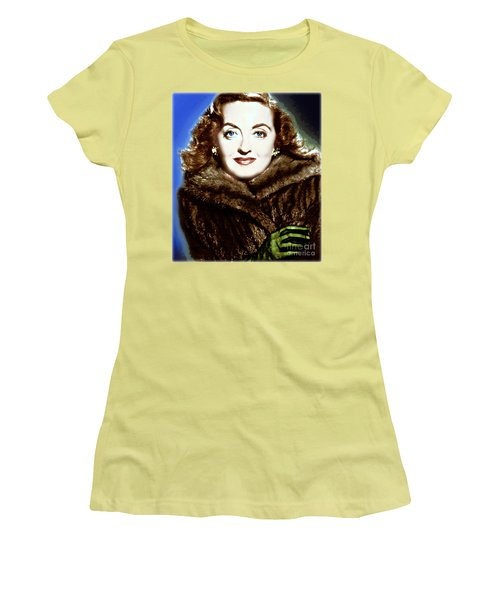 A Real Dame Women's T-Shirt (Junior Cut) by Wbk