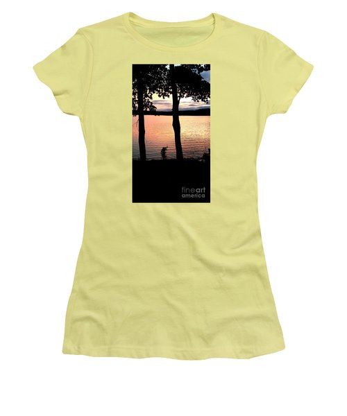 A Romantic Point Of View Women's T-Shirt (Junior Cut) by Scott D Van Osdol