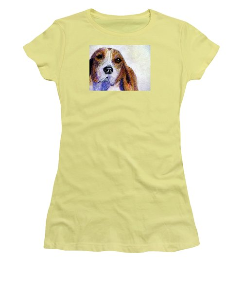 A Soulful Hound Women's T-Shirt (Athletic Fit)